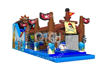 pirate obstacle