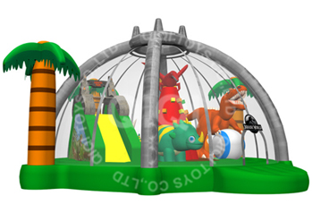 Jurassic world 2 playground