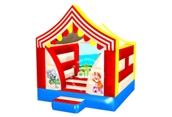 Clown circus theme bouner