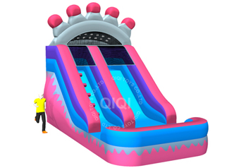 the new Crown theme slide
