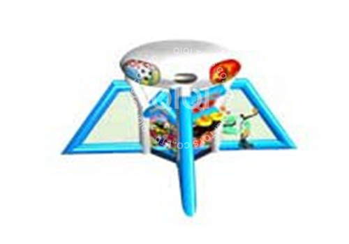 4 in 1 Inflatable Sport Game
