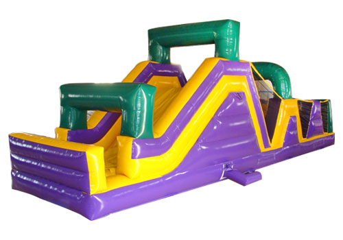40ft Classic Inflatable Obstacle Course