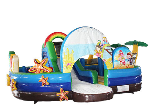 Beach Inflatable Playground