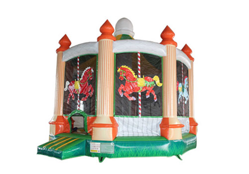 Carousel bouncer
