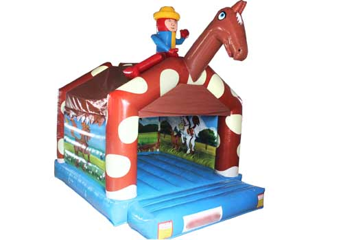 Cheap Inflatable Donkey Bouncer