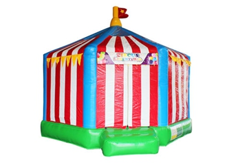Circus Party Inflatable Bouncer