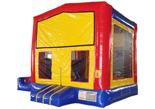 Classic Bounce House with Slide