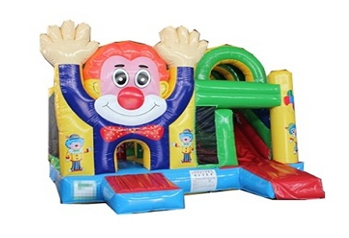 Clown Inflatable Castle House