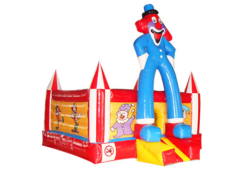 Clown Character Inflatable House