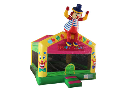 Clown Indoor Bounce House For Kids