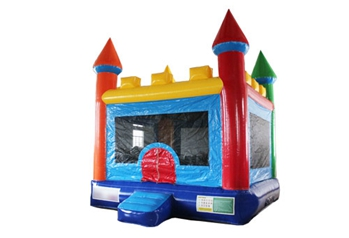 Colorful Pencil Bouncer Castle