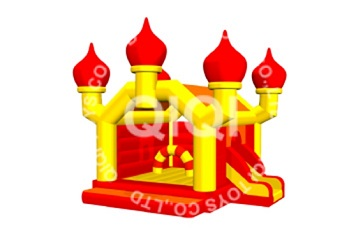 Commercial inflatable castle new design
