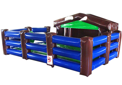 Commercial Mechanical Bull Ride