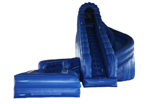 Corkscrew Inflatable Water Slide