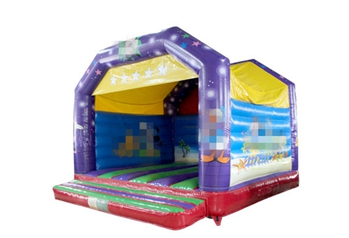 Disney Jumping Kids Inflatable Castle