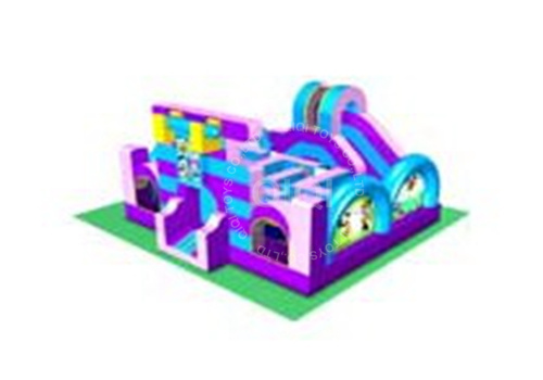 Disney Maze Park Jigsaw Puzzle Game