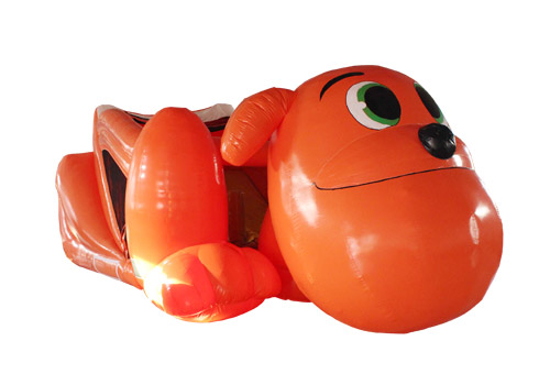 Dog Inflatable Boucy Slide