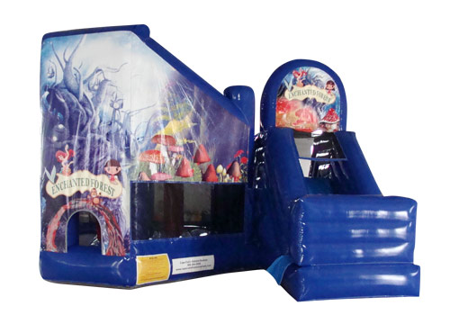 Enchanted Forest 5 in 1 inflatable Bouncer