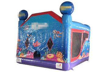 Finding Nemo 4 in 1 Bounce House