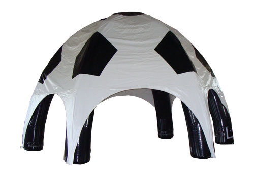 Football Advertisement Tent