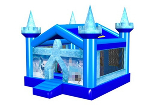 Frozen Inflatable Bouncing Castle For Kids