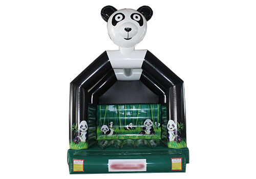 Inflatable Cute Panda Bouncer