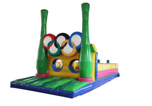 Inflatable Olympics Obstacle