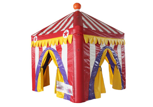 Inflatable happy party market stand tent