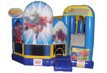 Justice Lergue 5 in 1 Bounce House
