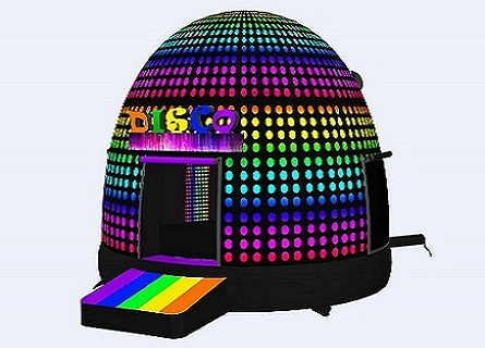 LED Dream Disco Party Dome