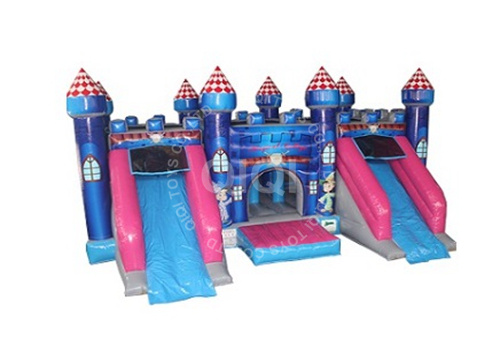 Magic School Inflatable Big Castle-QCO-1799