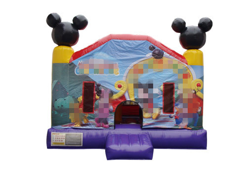 Mickey Jumping House