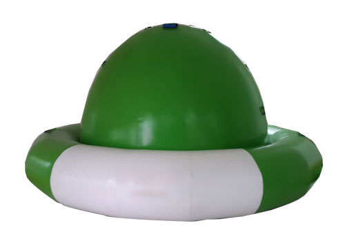 Min Spinner Inflatable Water Saturn