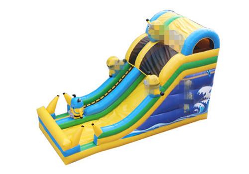Minions Despicable Me Inflatable Slide
