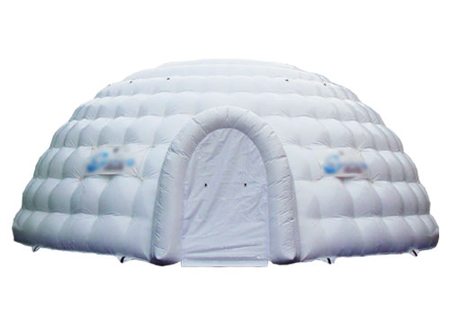 New Inflatable Igloo Tent