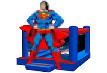 Original Super Hero Small castle