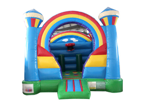 Rainbow Multi-function Bouncer