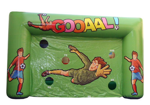 Soccer Penalty Inflatable game