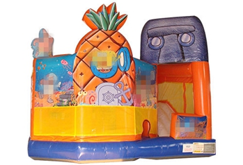 SpongeBob SquarePants Bouncy Castle