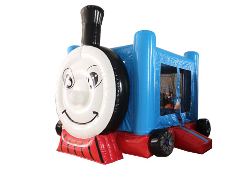Thomas the train inflatable moonwalk