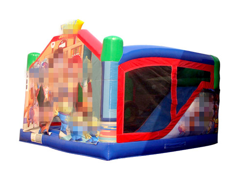 Toy Story 4 In 1 Bounce House Combo