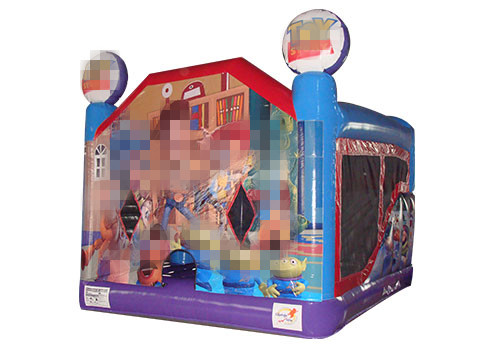 Toy Story 4 in 1 Jumping Castle