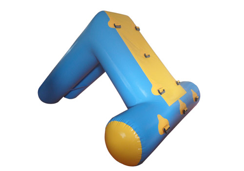 Water Slide Trampoline Attachment