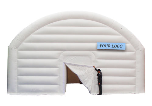 White Inflatable Event Tent