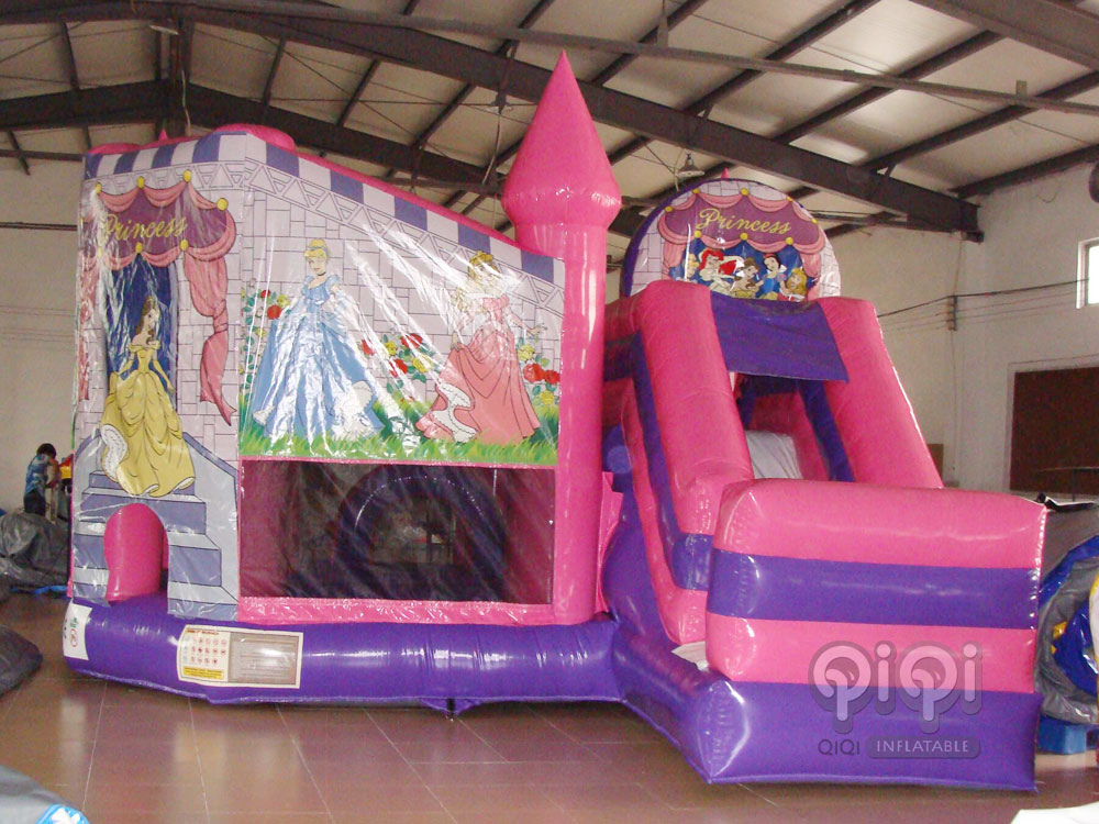 Disney Princess 5 in 1 Bounce House