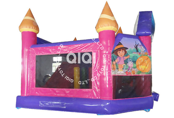 Dora the Explorer 5 in 1 bounce house