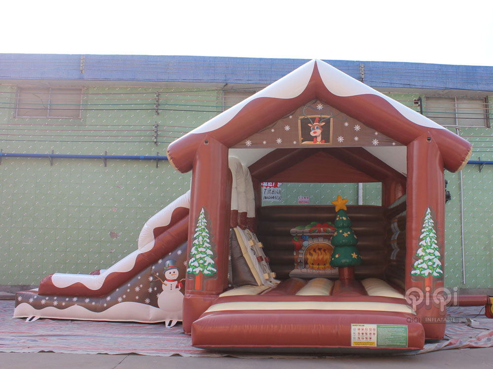 Christmas Bounce House Combo