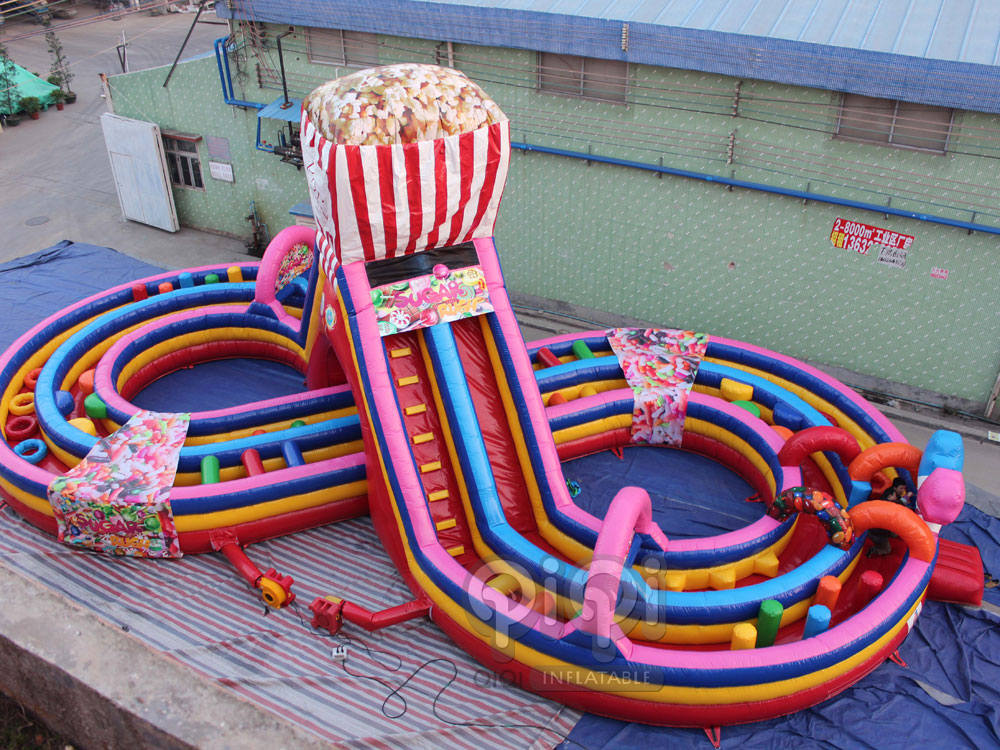Gaint_Candy_inflatable_obstacle_course_QOB-3545-1