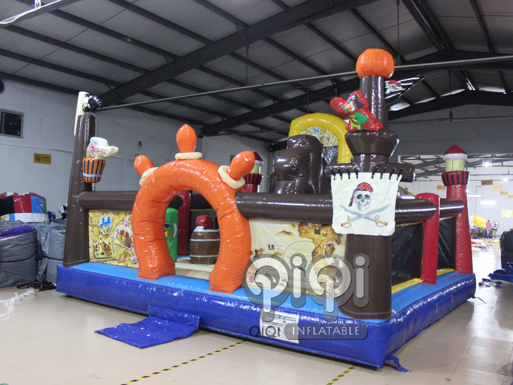 Pirate Commercial Toddler Playground for sale