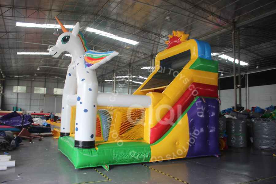 Unicorn Castle Slide